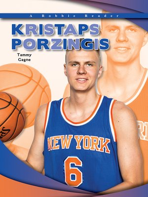 cover image of Kristaps Porzingis
