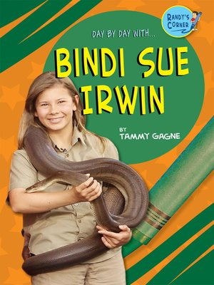 cover image of Bindi Sue Irwin