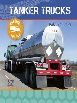 cover image of Tanker Trucks
