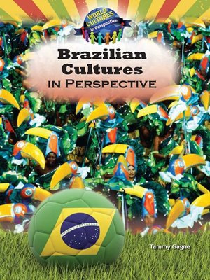 cover image of Brazilian Cultures in Perspective