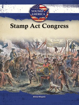 cover image of Stamp Act Congress