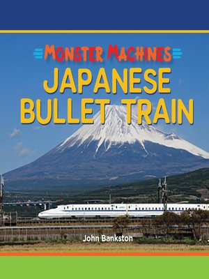 cover image of Japanese Bullet Train
