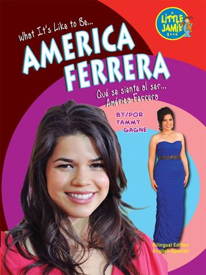 cover image of America Ferrera