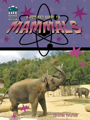cover image of A Project Guide to Mammals