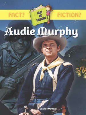 cover image of Audie Murphy