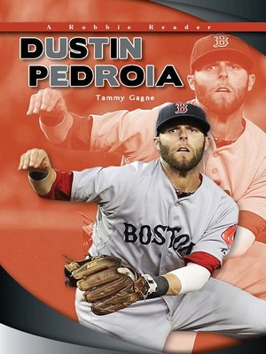 cover image of Dustin Pedroia