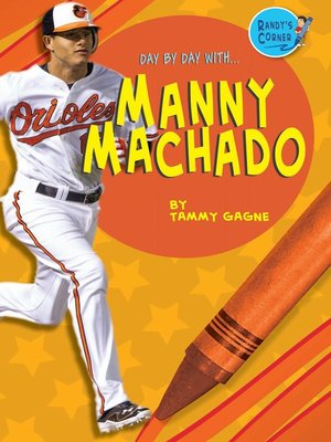 cover image of Manny Machado