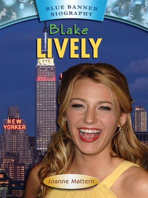 cover image of Blake Lively