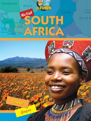 cover image of We Visit South Africa