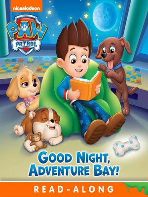 cover image of Goodnight, Adventure Bay!