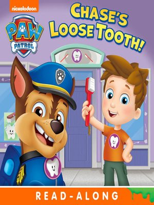 cover image of Chase's Loose Tooth!