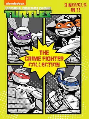 cover image of The Crime Fighter Collection