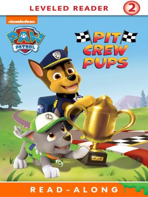 cover image of Pit Crew Pups