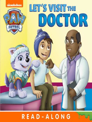 cover image of Let's Visit the Doctor