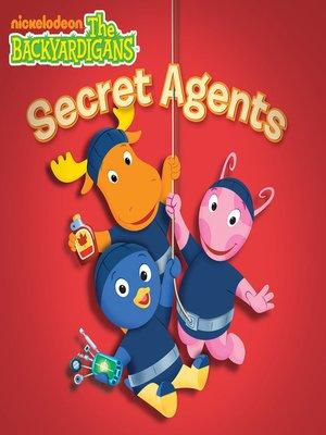 cover image of Secret Agents