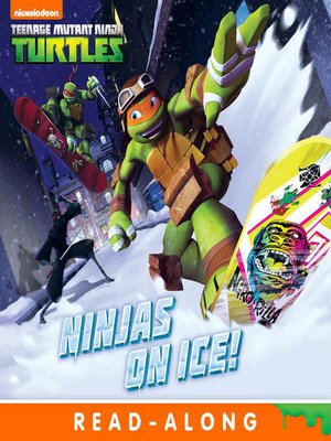 cover image of Ninjas on Ice!