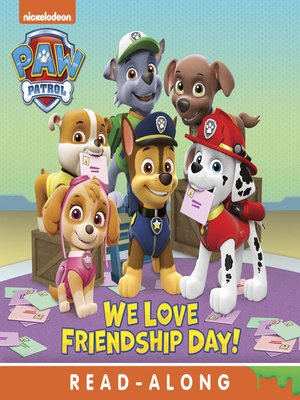 cover image of We Love Friendship Day!