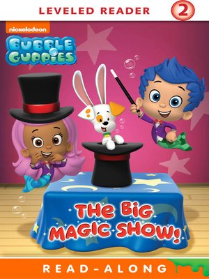 cover image of The Big Magic Show!