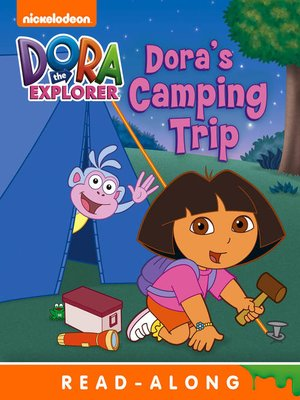 cover image of Dora's Camping Trip