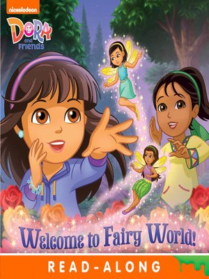 cover image of Welcome to Fairy World!