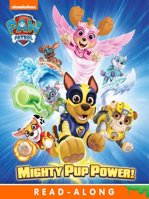 cover image of Mighty Pup Power!