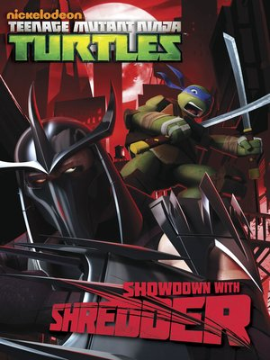 cover image of Showdown with Shredder