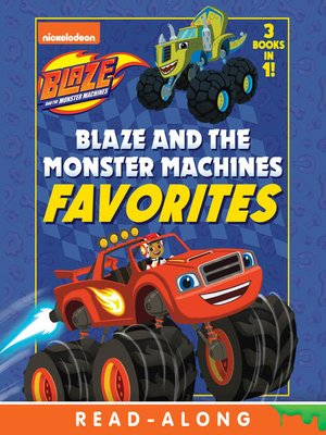 cover image of Blaze and the Monster Machines Favorites
