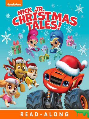 cover image of Nick Jr. Christmas Tales