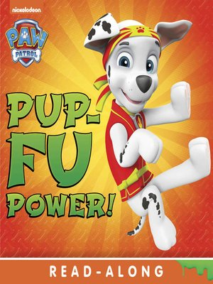 cover image of Pup-Fu Power!