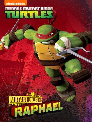 cover image of Mutant Origins: Raphael