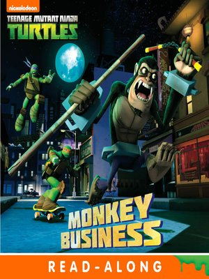 cover image of Monkey Business