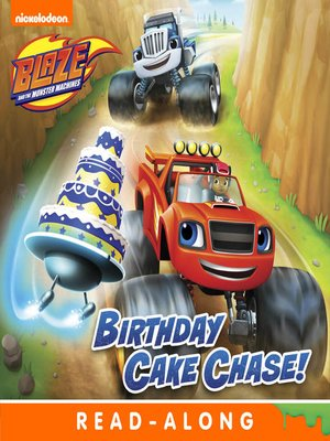 cover image of Birthday Cake Chase!