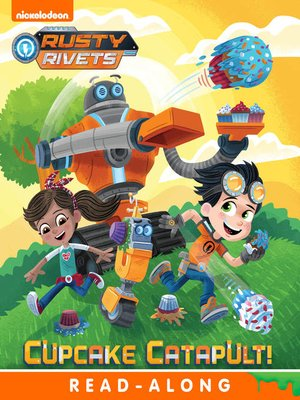 cover image of Cupcake Catapult!