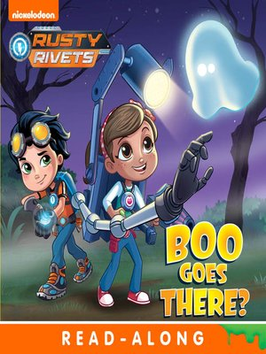 cover image of Boo Goes There?