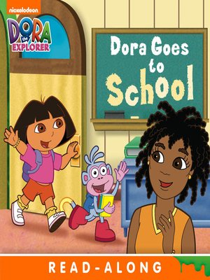cover image of Dora Goes to School