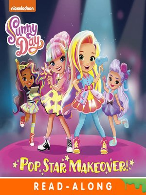 cover image of Pop Star Makeover!