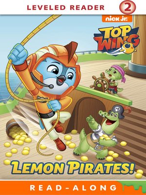 cover image of Lemon Pirates!