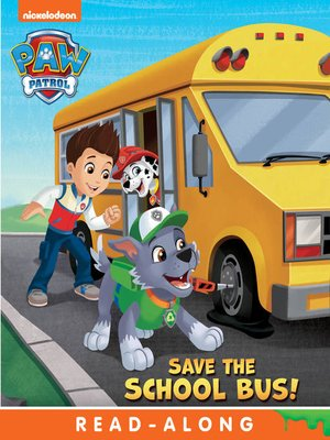 cover image of Save the School Bus!