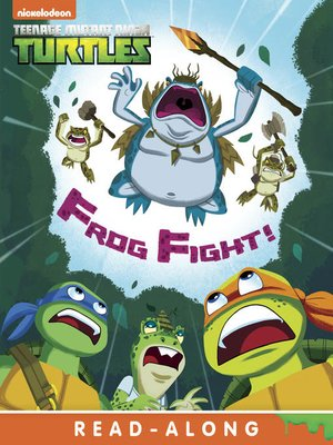 cover image of Frog Fight