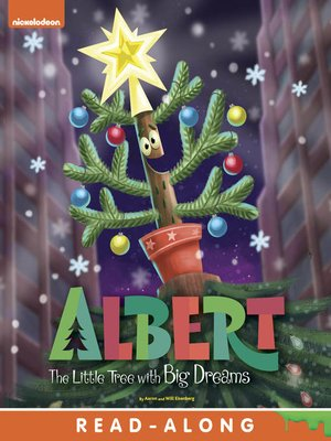 cover image of Albert: The Little Tree with Big Dreams