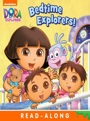 cover image of Bedtime Explorers (Nickelodeon Read-Along)