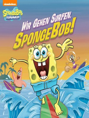 cover image of Wir Gehen Surfen, SpongeBob!
