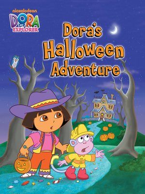 cover image of Dora's Halloween Adventure