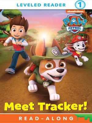 cover image of Meet Tracker!