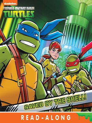 cover image of Saved by the Shell!