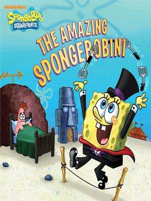 cover image of The Amazing SpongeBobini