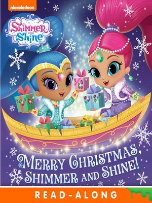 cover image of Merry Christmas, Shimmer and Shine!