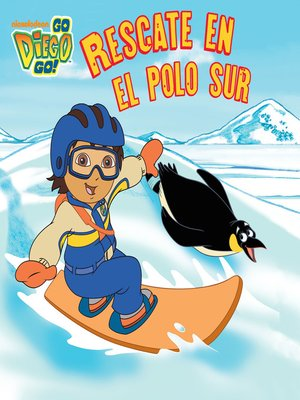 cover image of Rescate en el polo sur