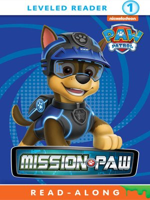 cover image of Mission PAW