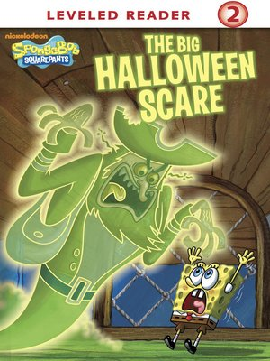 cover image of The Big Halloween Scare
